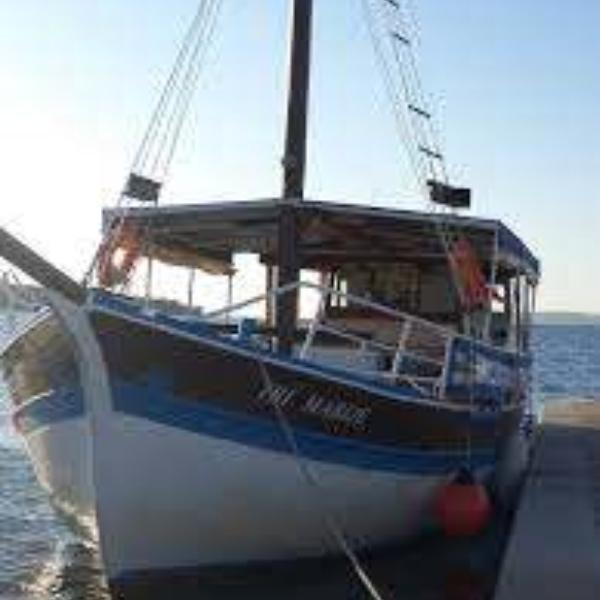 Obrt za prijevoz turista brodom