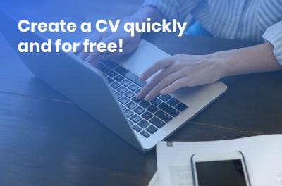 Free CV creation