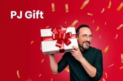 Grab a PJ Gift!