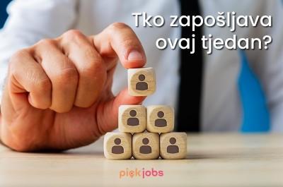 Pregledaj nove poslove koji te očekuju u ovom tjednu